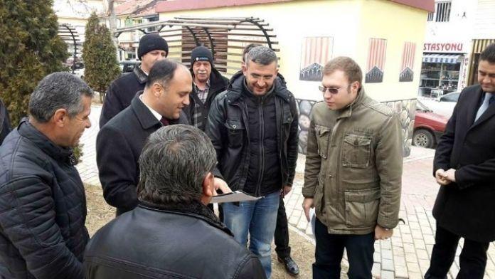 Beyşehir'de Belediyeden Şadırvan Meydanında Yeni Düzenleme