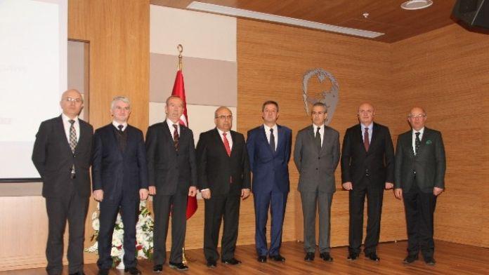 Sayp İşbirliği Protokolü İmzalandı