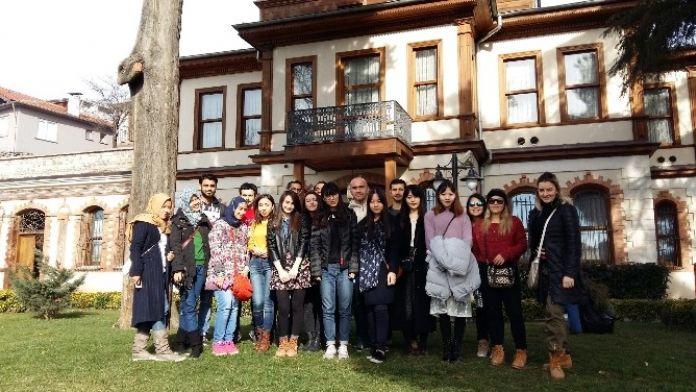 Yabancı Öğrenciler İzmit'i Gezdi