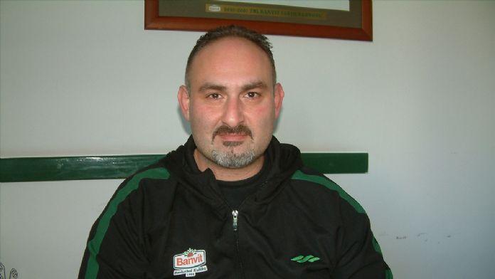 Banvit Başantrenörü Ernak: