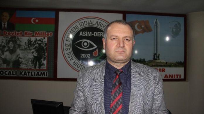 Gülbey: 'PKK'nın Yeni Kandili Karabağ'dır'