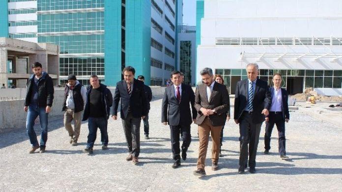 Kepez Devlet Hastanesi'nde Geri Sayım Başladı