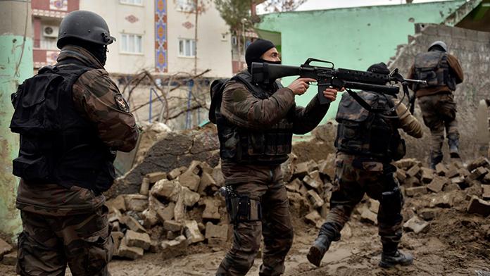 PKK'nın Cizre sorumlusu öldürüldü iddiası...