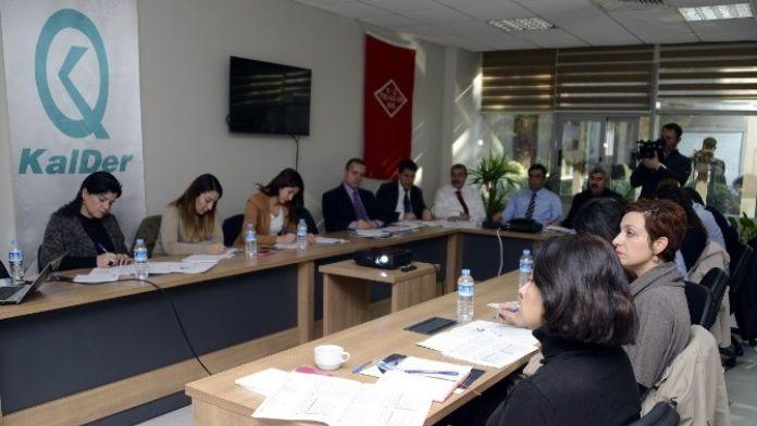 Mersin Büyükşehir'den ISO 14001 Çevre Yönetim Sistemi Eğitimi
