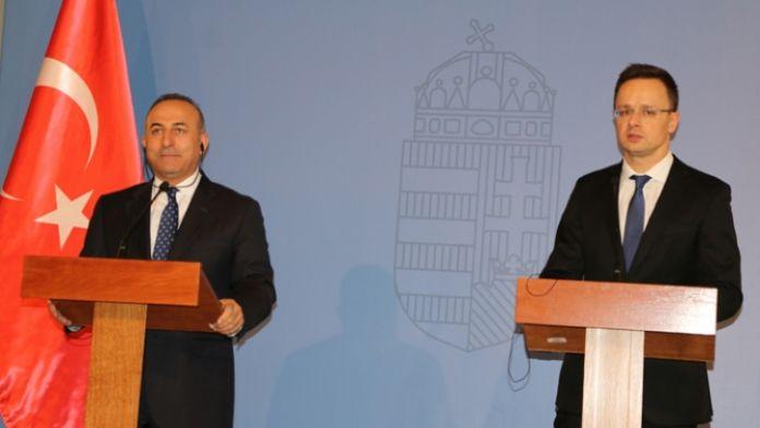 Çavuşoğlu: Bu para Türklerin cebine gelmiyor