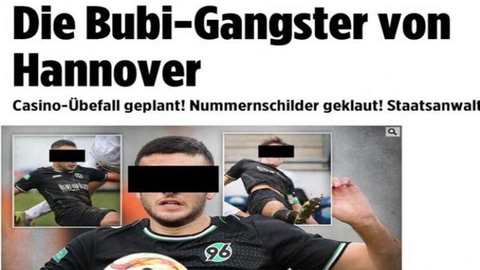 Soygun planı yapan futbolcular kadro dışı: Biri Türk !