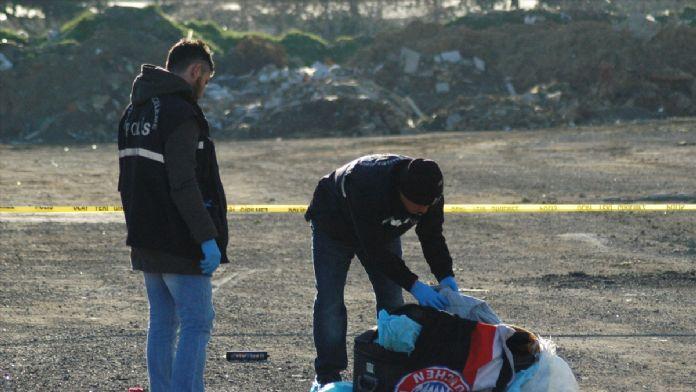 Valizde parçalanmış kadın cesedi