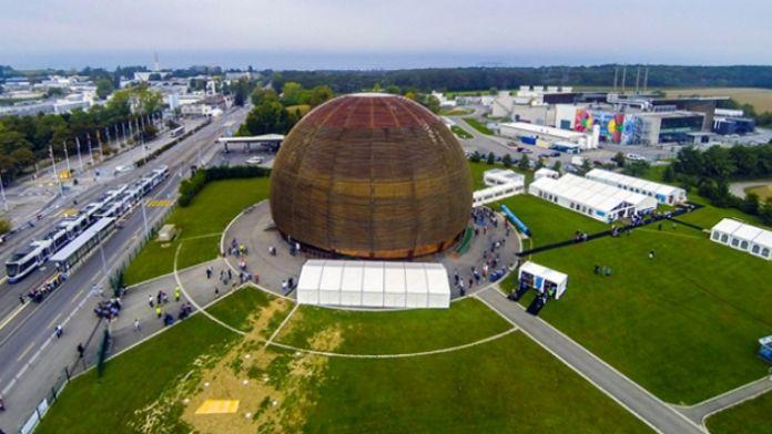 Artık Türk firmaları da CERN'den pay alabilecek