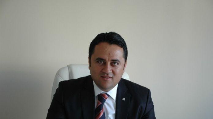 Gökhan Çeliktürk İnşaat Mühendisleri Odası Başkanlığına Adaylığını Açıkladı