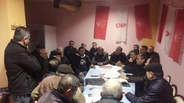 CHP İl Başkanı Yaşar'dan, Partilerinden İstifa Eden Belediye Başkanı Duymuş'a Eleştiri