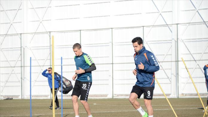 Torku Konyaspor, Beşiktaş maçının hazırlıklarını tamamladı