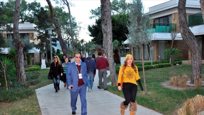 'Uluslararası MENA Ülkeleri Antalya Zirvesi'