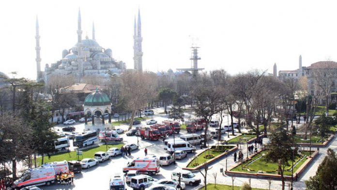 Terör saldırısı turizmi etkiledi