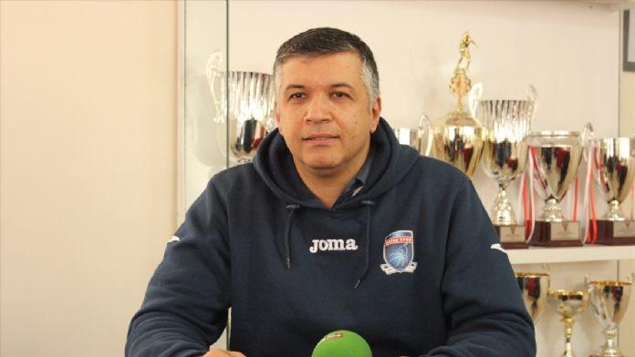 BOTAŞ Başantrenörü Orak: