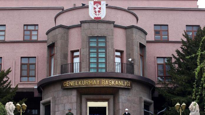 TSK: 'Cizre'de 1 asker şehit oldu, 3 asker yaralandı'
