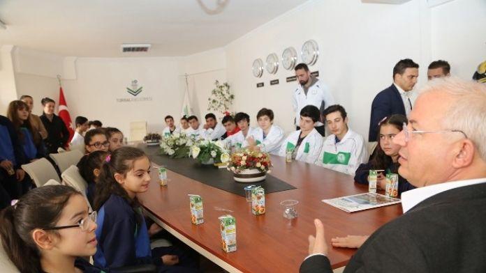 Başkan Görmez'den Gençlere Tavsiye