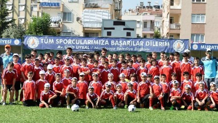 Muratpaşa İlkbahar Spor Okulları Başlıyor