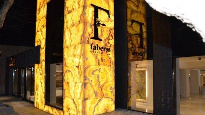 Denizlili İşadamı'ndan İstanbul'da Mermer Showroom'u