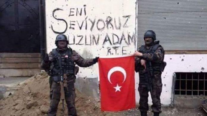 İşte Erdoğan'ı duygulandıran o fotoğraf