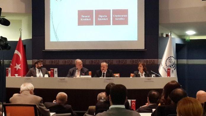 ASO Başkanı Özdebir: 'Özel Sektör Katılımıyla İhracat Stratejisi Güncellenmeli'