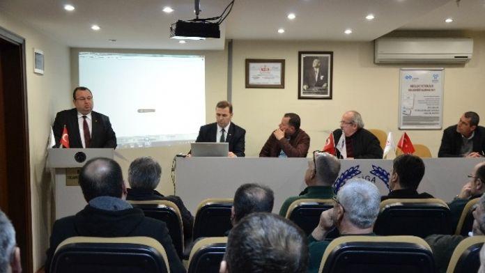 Biga TSO Meclis Toplantısı Yapıldı