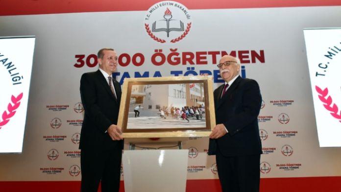 30 bin kadro için öğretmen ataması gerçekleştirildi