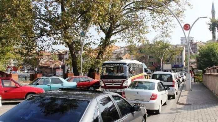 Bartın'daki Araç Sayısı 45 Bin 299'a Yükseldi