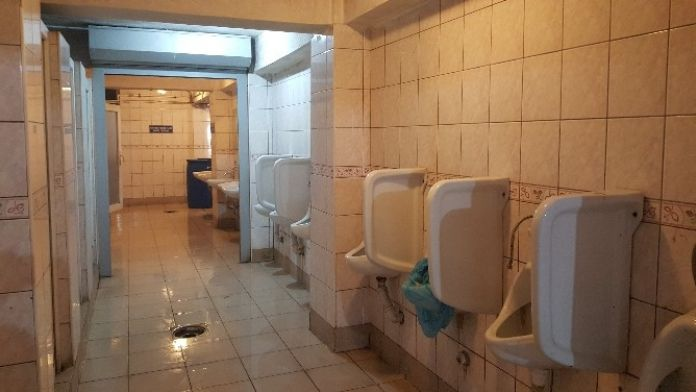 Esnaf Umumi Tuvaletlerin Denetlenmesini İstiyor