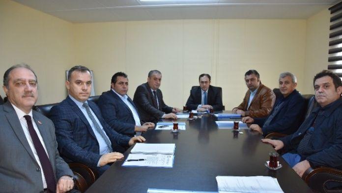 Malkara OSB Yönetim Kurulu Toplantısı