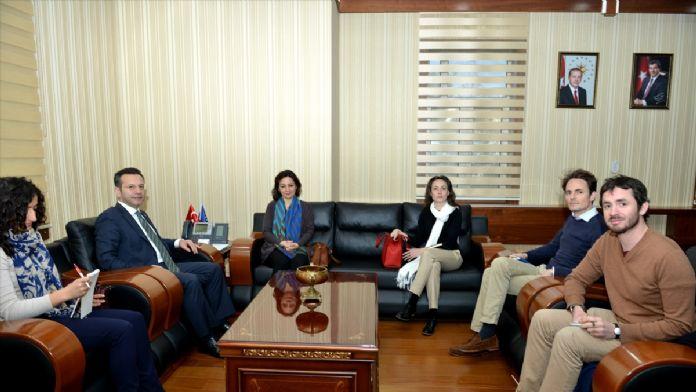 Diyarbakır'ın sürpriz ziyaretçileri var