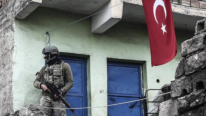 'Sur bombalanacak iddiaları asılsız'