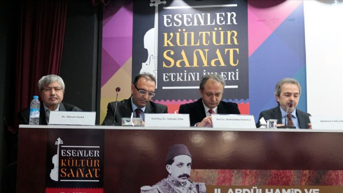 'Sultan II. Abdülhamid ve Şehircilik' paneli