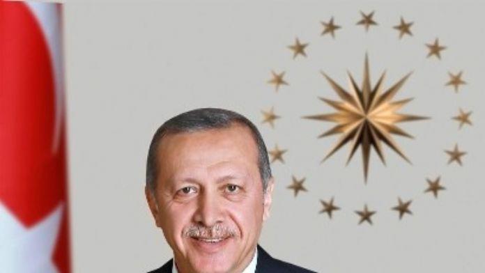 Menderes'te Cumhurbaşkanı Erdoğan Konferansı