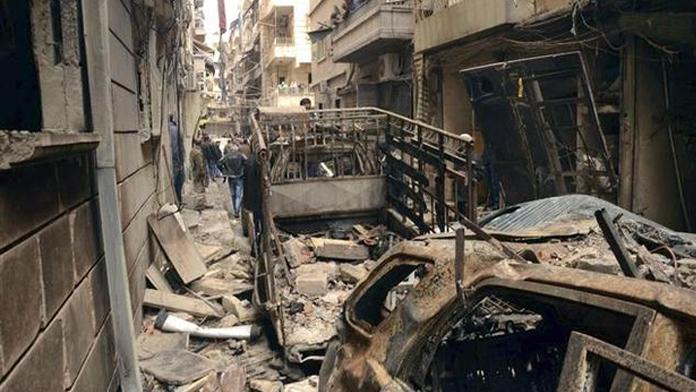 Suriye'de sıcak gelişme !
