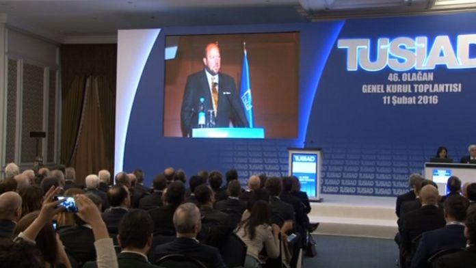 TÜSİAD Genel Kurulu Mustafa Koç'u anarak başladı