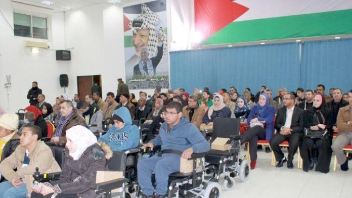 Filistin Devlet Başkanı Mahmud Abbas'tan TİKA'ya övgü