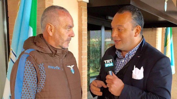 Lazio Teknik Direktörü temkinli
