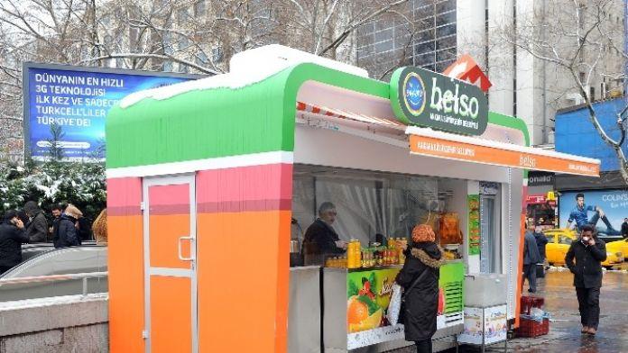 Belso'dan, Ürün Tanıtım Anketi
