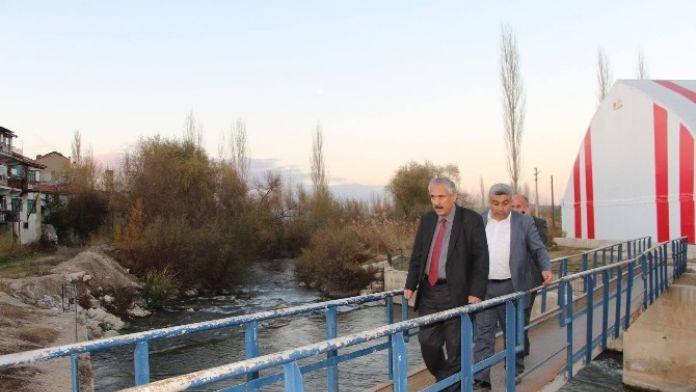 'Kanal Hisarcık' Projesi İhale Edildi