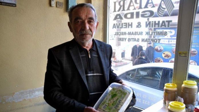 Siirt'te 70 Yıllık Baba Mesleğini Sürdürüyor