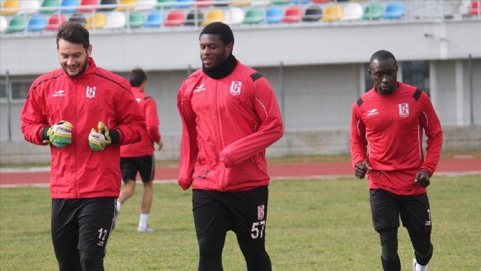Balıkesirspor'da Vartaş Elazığspor maçı hazırlıkları
