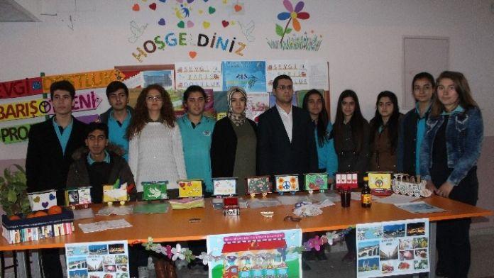 Ceyhan'da 'Sevgi, Barış, Dostluk Treni' Projesi