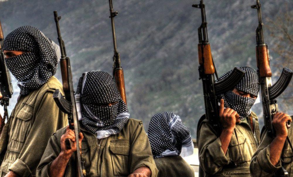 Suriye'den Türkiye'ye geçmeye çalışan 2 terörist yakalandı