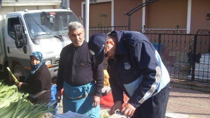 Kartepe Belediyesi Terazi Ayarlarının Yapılması Konusunda Esnafı Uyarıyor