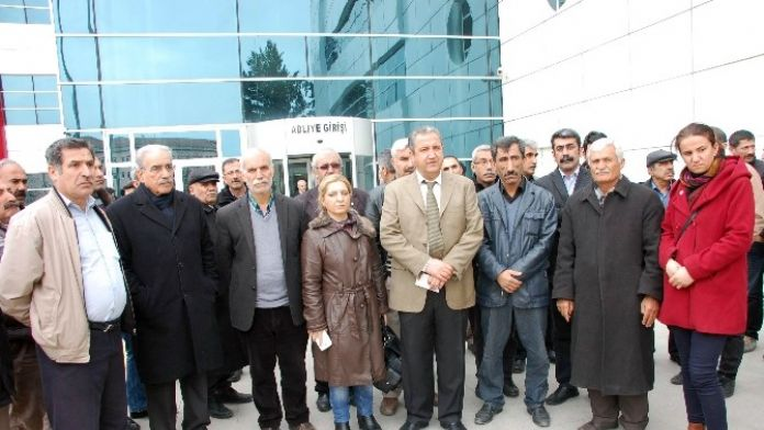 PKK/kck Davasının 3. Duruşması Görülüyor