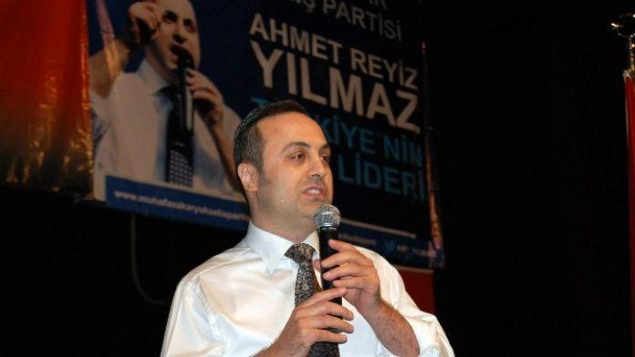 Myp Lideri Yılmaz: 'Akşener Konusunda Bahçeli Haklı'