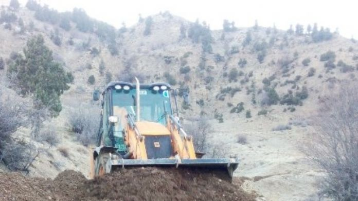 Asat'tan Kumluca'nın Su Sorununa Çözüm