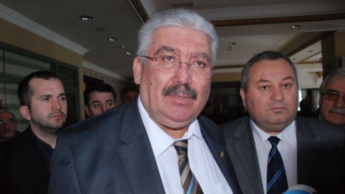 Yeni Şafak ve Yeni Akit'e yönelik saldırılara MHP'den kınama