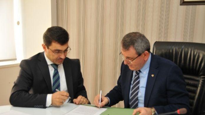 Samsun TSO Ve İŞKUR Arasında 'Girişimcilik Kursu' Protokolü