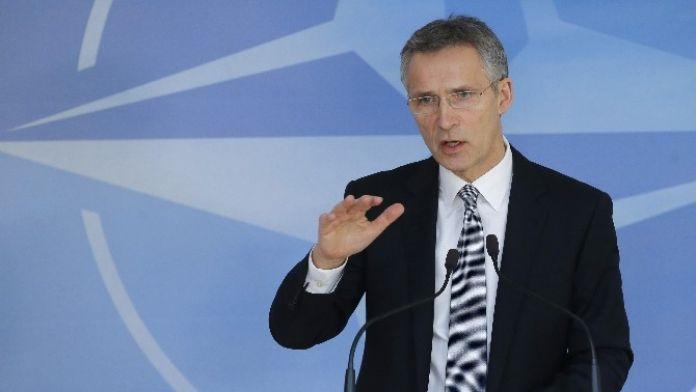 Stoltenberg: 'Türkiye-suriye Sınırında İstihbaratı Yoğunlaştırmaya Karar Verdik'